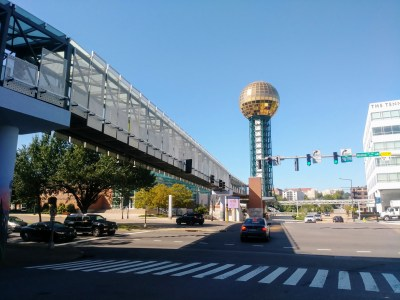 Downtown – Knoxville, Tennessee