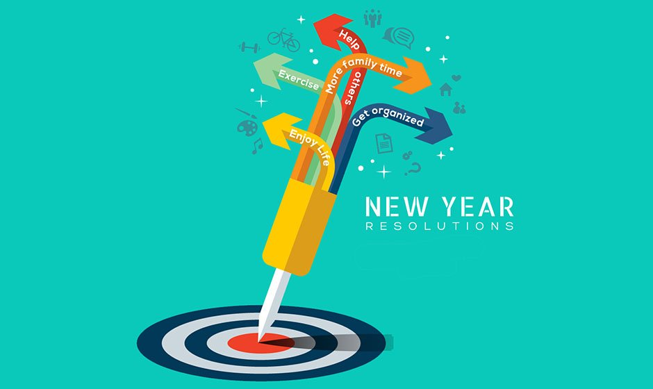 Why Your New Year Resolutions are not Working (and how to make them work)
