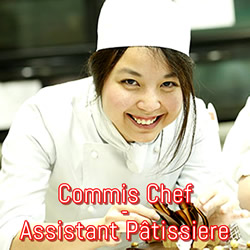 commis chef