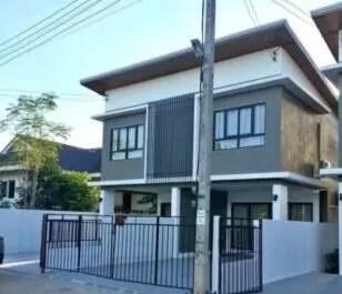 Very Modern town house Buriram