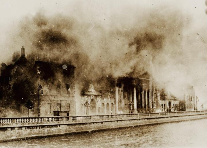 MISS Online: Ireland 1922. Independence, Partition, Civil War