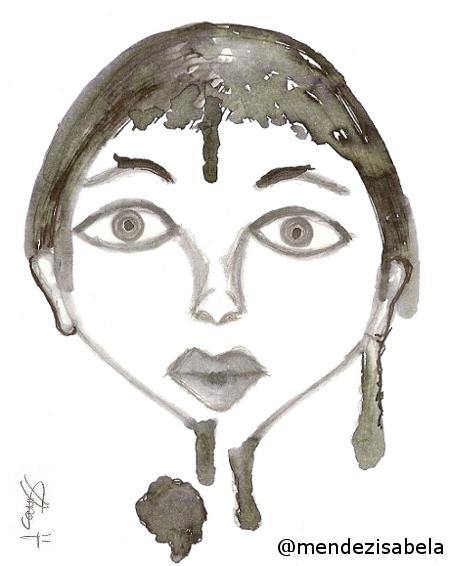 Piel de pergamino. Isabela Méndez