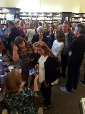 Flight Waterstones Launch 2015 #17 VB
