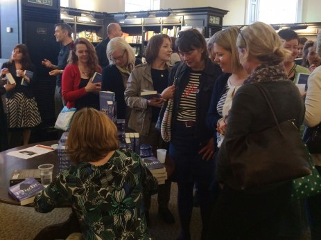Flight Waterstones Launch 2015 #19 VB