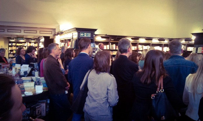 Flight Waterstones Launch 2015 #26 CC_
