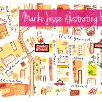 Mariko Jesse: illustrating Hong Kong