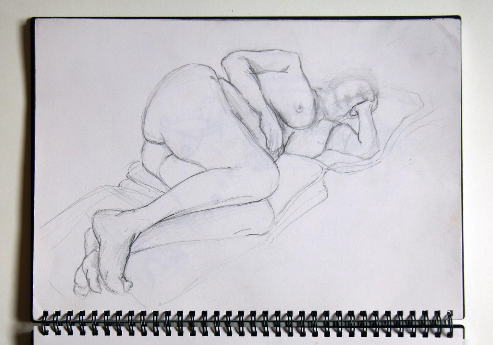 Life Drawing  EatSleepWorkPlay