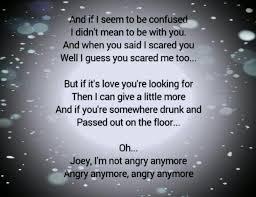Anthem to Joey