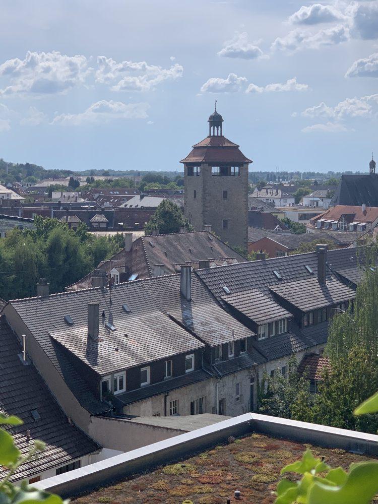 Bergfried Bruchsal . Schloss Bruchsal . IsabellaMueller . @Isabella_Muenchen . Bruchsal . Barockstadt . Schloss .