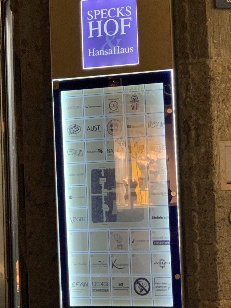 Specks Hof . HansaHaus . Einkaufen . Leipzig . IsabellaMueller . @Isabella_Muenchen