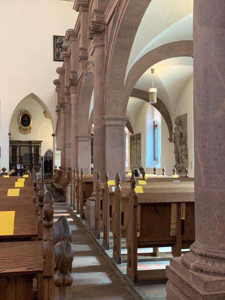 Thomaskirche. Leipzig . Johann Sebastian Bach . Felix Mendelssohn-Bartholdy . Bach-Orgel . IsabellaMueller . @Isabella_Muenchen