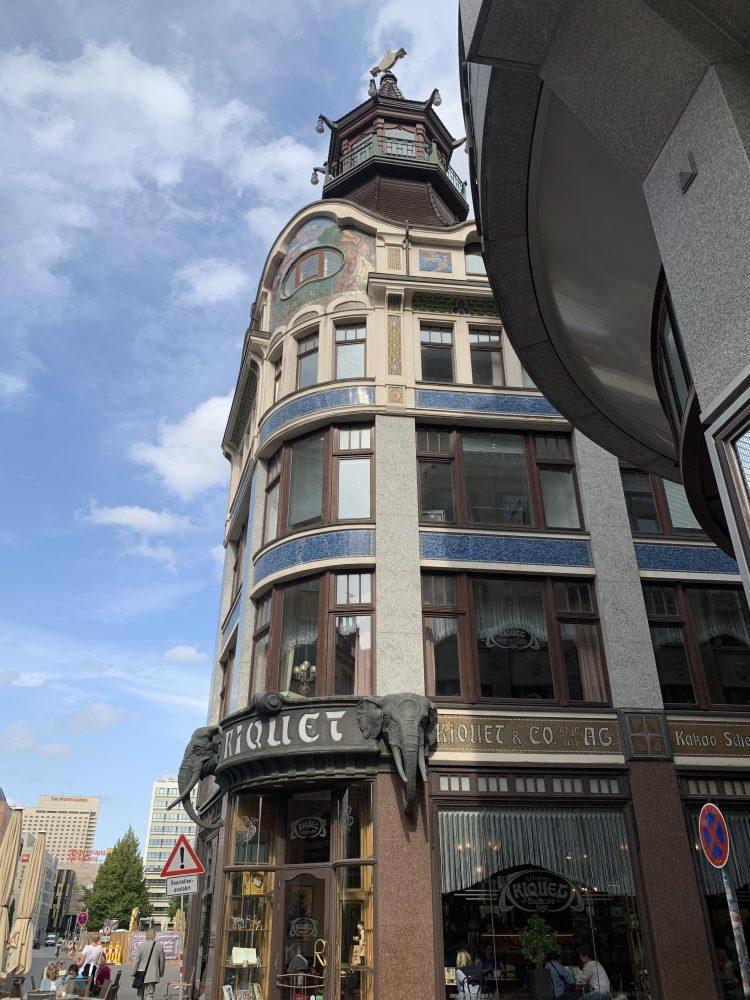 Riquethaus . Leipzig . Café . Kaffeehaus . IsabellaMueller . @Isabella_Muenchen .