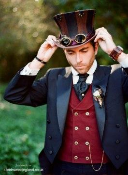 Steampunk-wedding-unique-wedding-blog-BraedonFlynn02