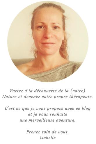 Mot de bienvenue d'Isabelle Desfleurs