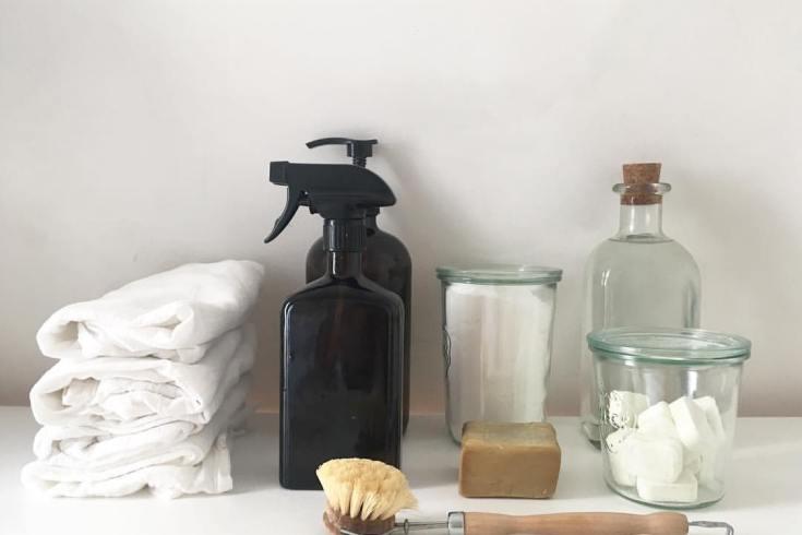 Atelier DIY Mes produits ménagers naturels et zéro déchet
