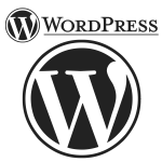 WORDPRESS logo création site internet