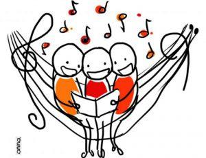 Des cours de chant en groupe pour prendre confiance