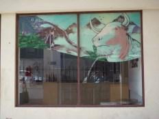 Série Behind the glass