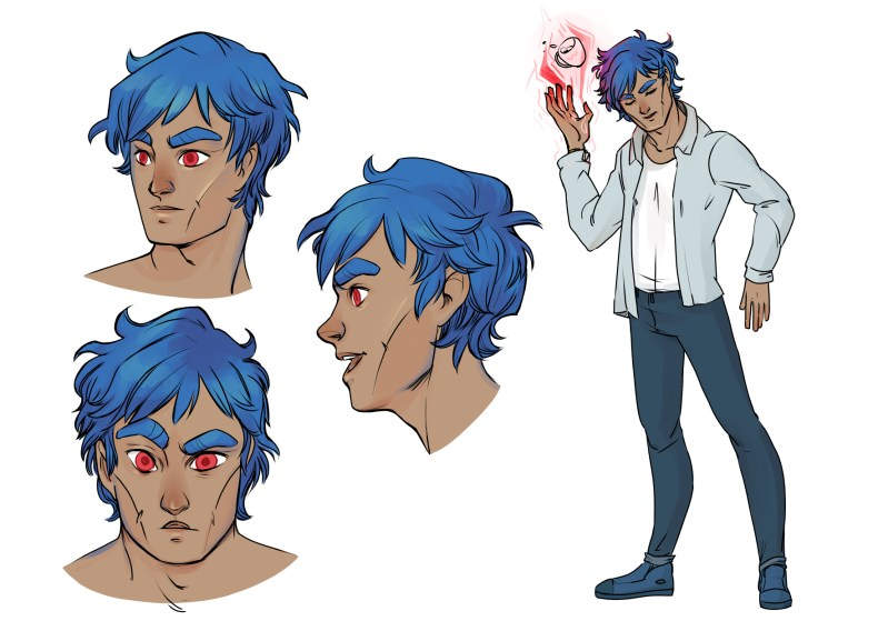 Radiant character sheet future projects