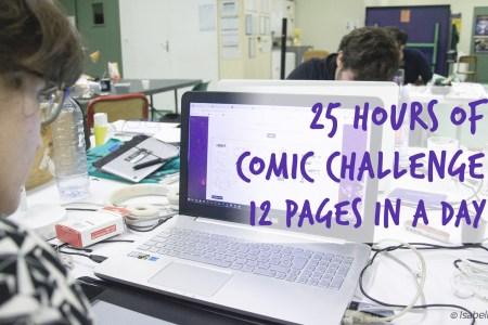 25 hour bd comic