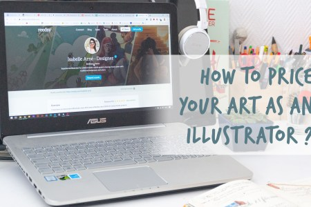 how to price your art as an illustrator