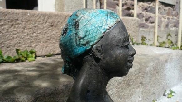 sculpture raku