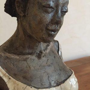 Artiste peintre sculpteur, créations Isabelle Barrandon