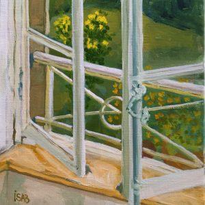 Artiste peintre, créations Isabelle Barrandon
