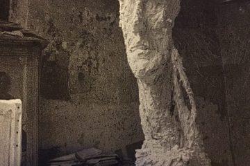 sculptures d'Albert giacometti