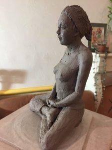 méditation, attention accrue, contemplation, concentration, recueillement, ...