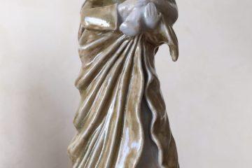 ma première sculpture