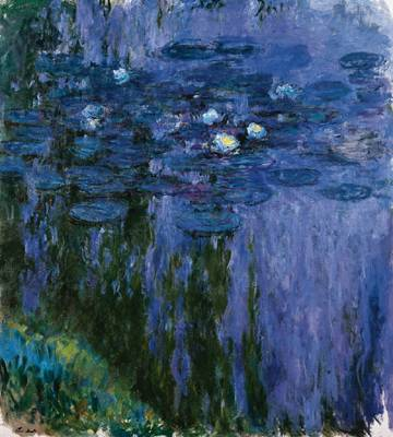 Claude_Monet_Nymphéas