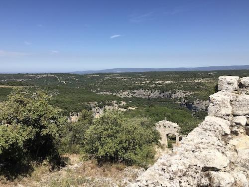 le fort de buoux, Luberon