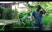 Samsudan Simpan, talking about Buang