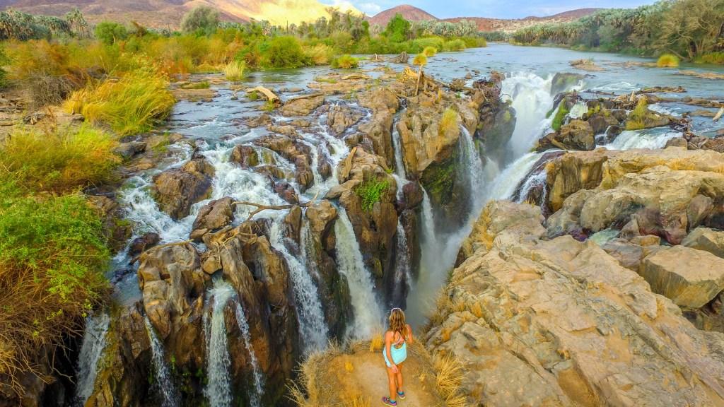 Epupa Fall Namibie
