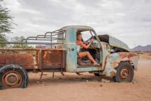 Wild Camping Namibie