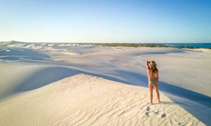 Lancelin dunes