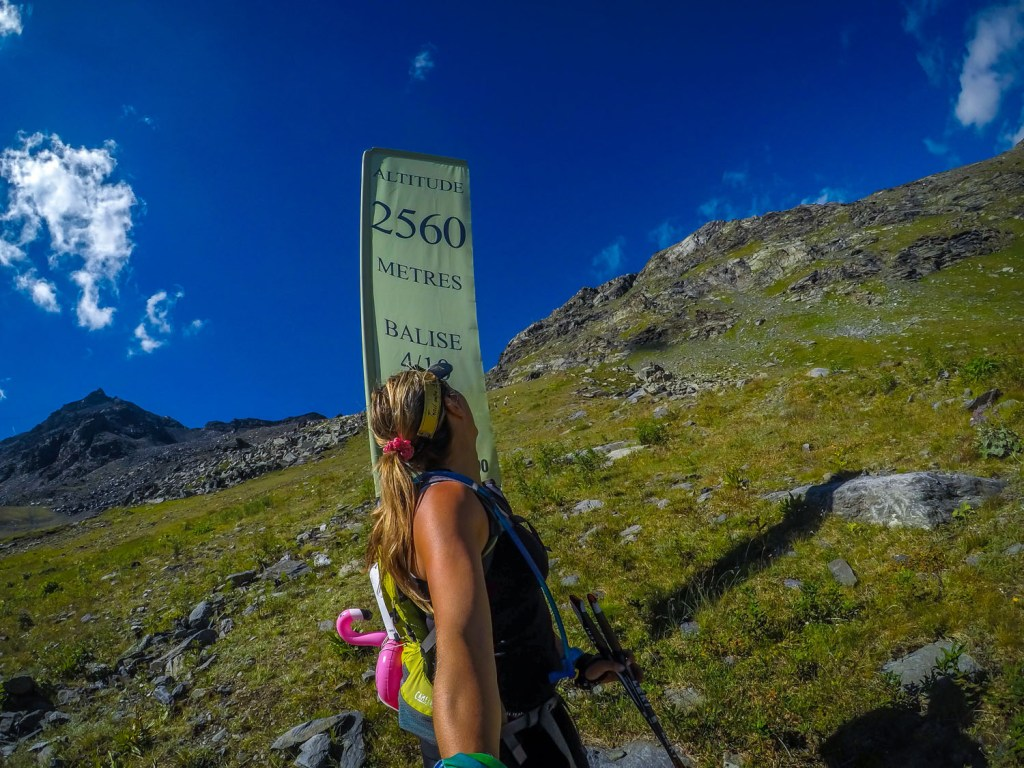 Val Thorens KM Vertical Trail