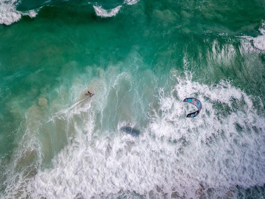 Cape Town Kitesurf Afrique du Sud