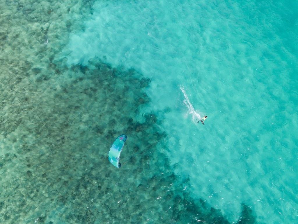 Martinique Cap Chevalier Kitesurf