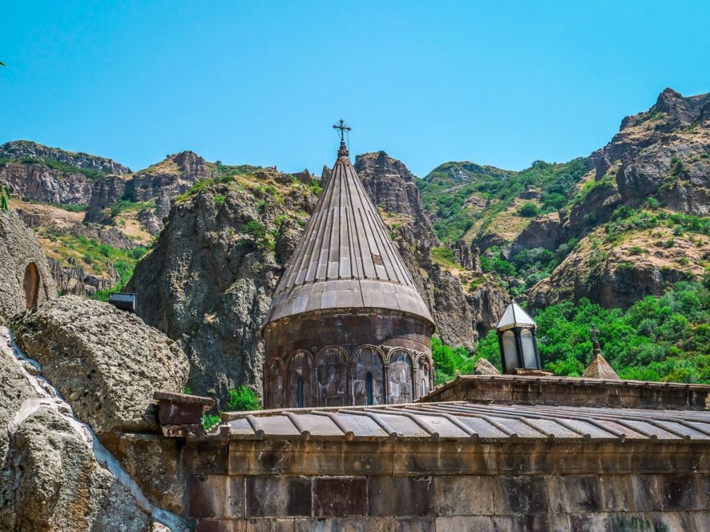 monastère de Guéghard Arménie