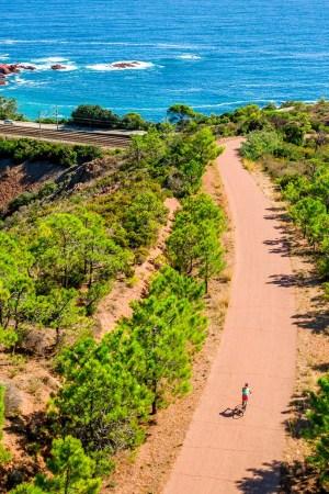 top 5 cyclo velo route cote d'azur
