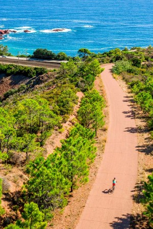 top 5 cyclo velo route cote d'azur