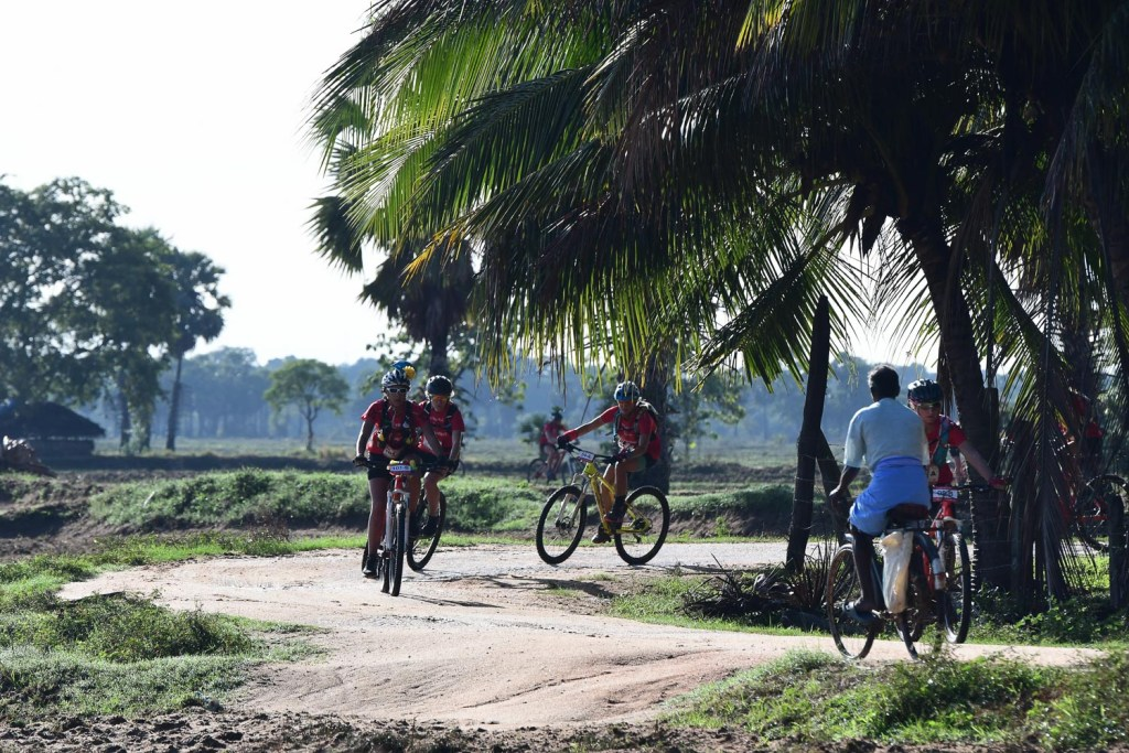 Raid Amazones Sri Lanka Run And Bike