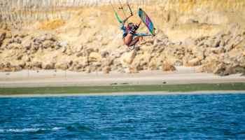 dakhla kitsurf maroc