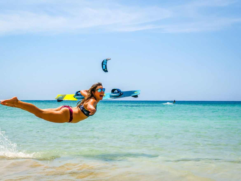 Kitesurf republique Dominicaine-1