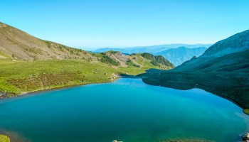 Lacs de Millefonts La Colmiane randonnée