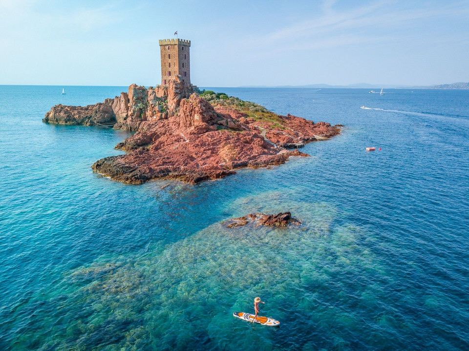 Côte d'Azur Paddle Dramont