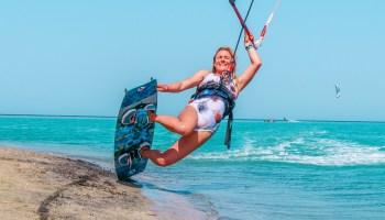 Stage kitesurf El gouna