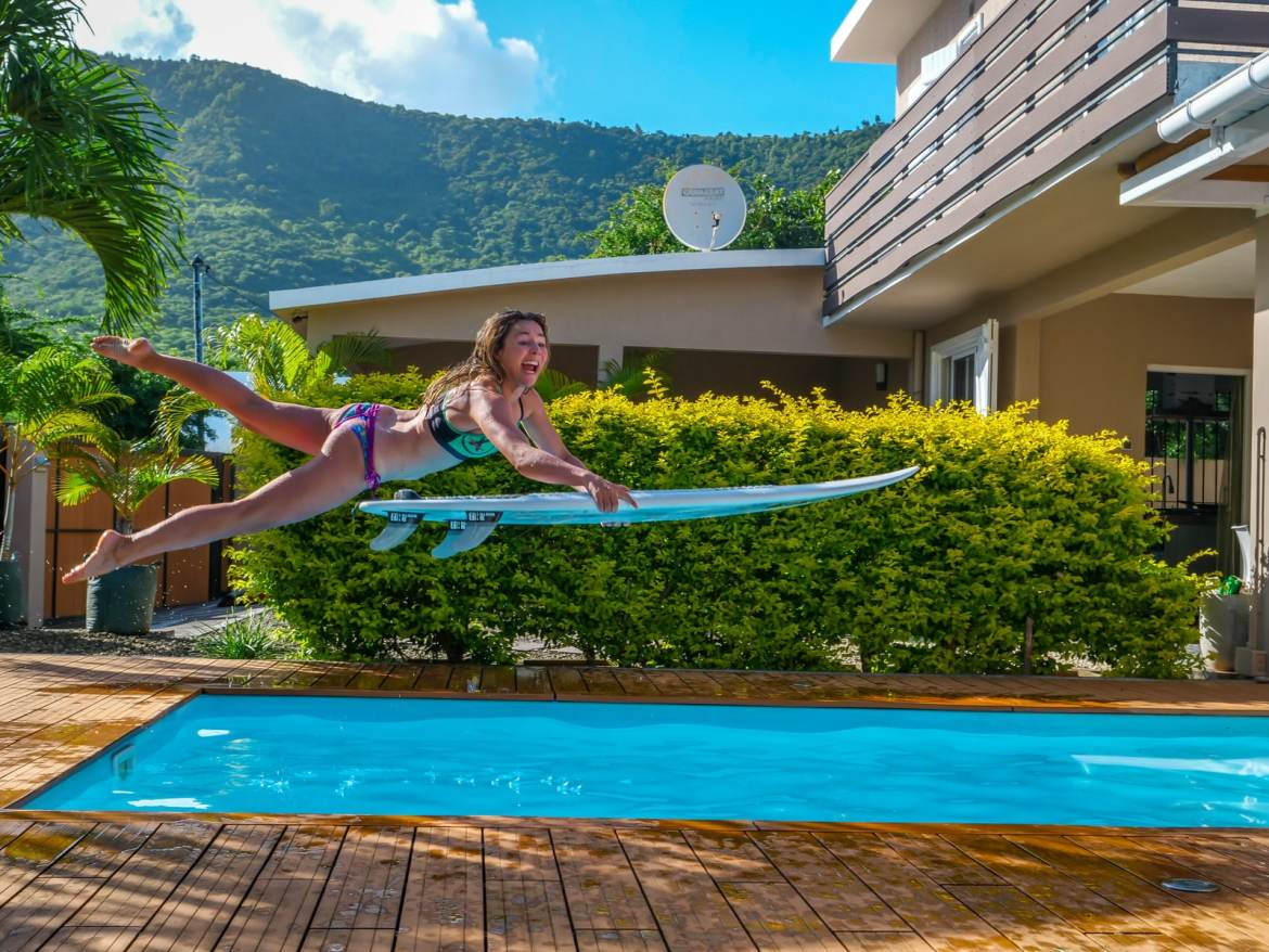 sportihome maurice appartement